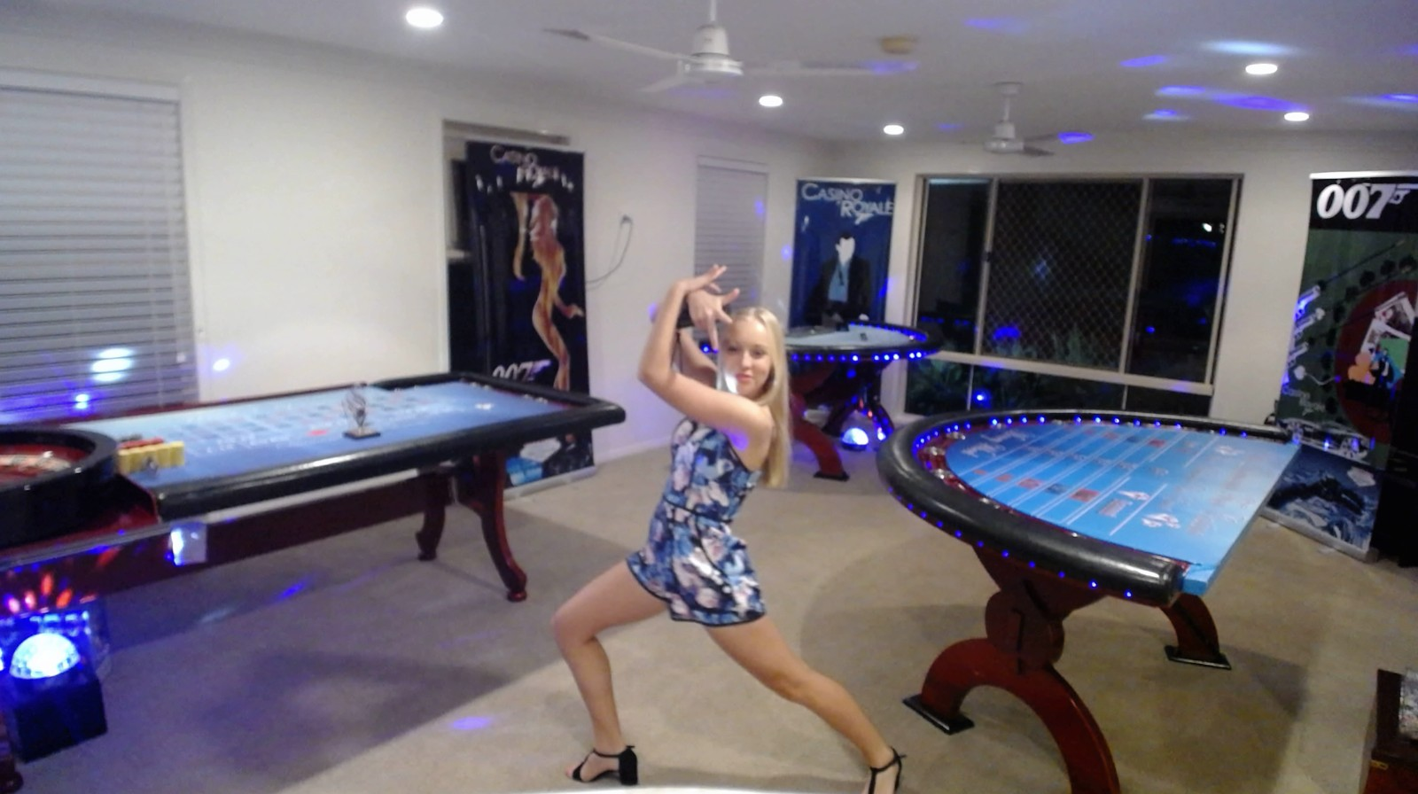 Casino party hire queensland