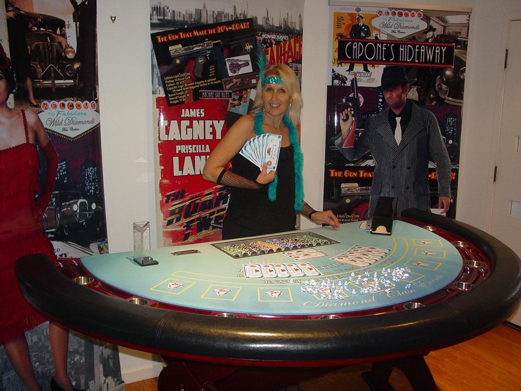 Blackjack tables in great falls