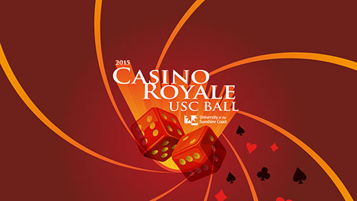 Casino Royale Ball at University of the Sunshine Coast USC Ball